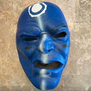 Franklin Sports NFL Indy Colts Game Day Face Mask